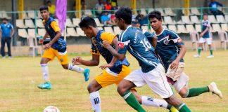 U18 Division 1 Schools Football