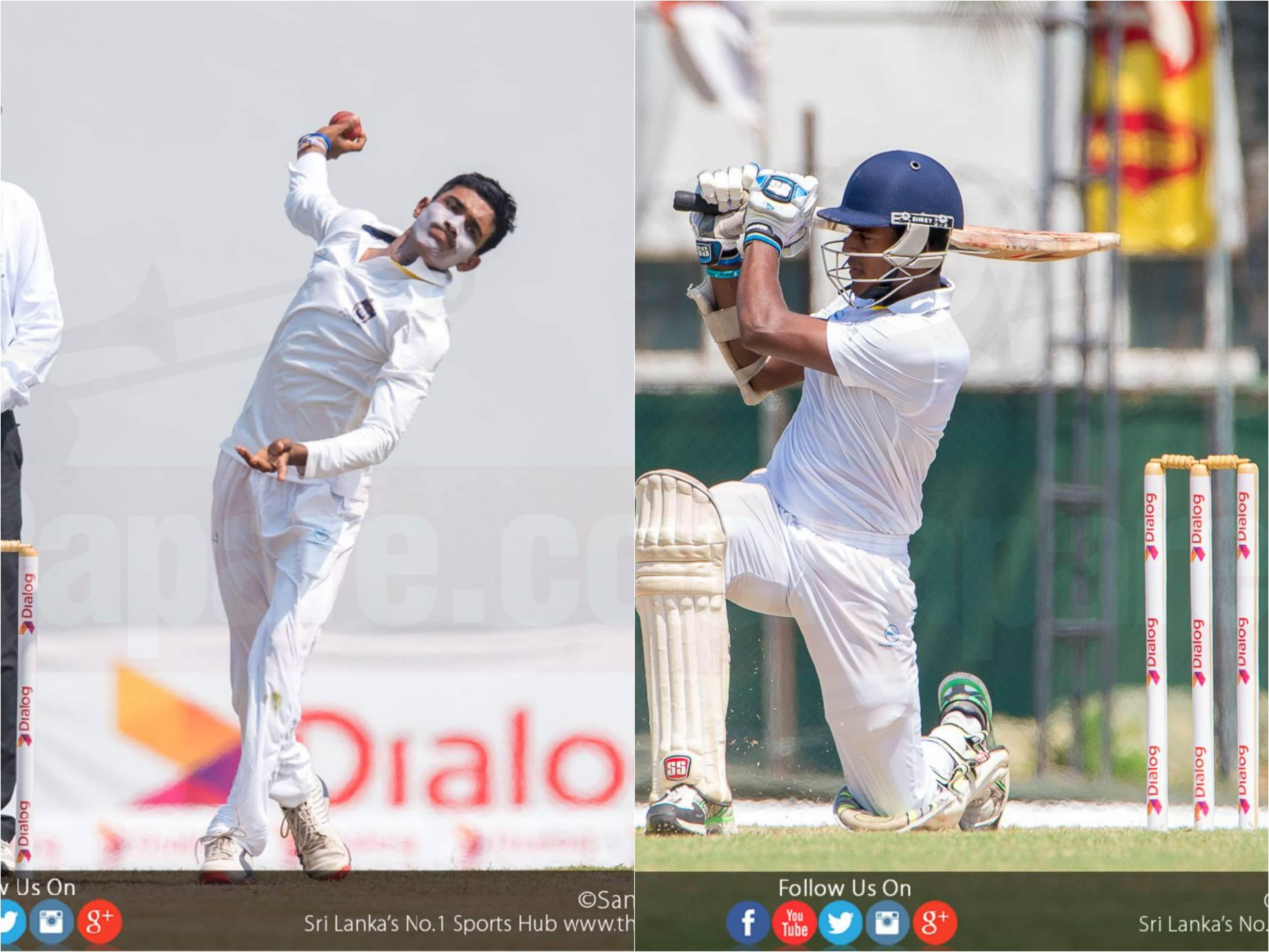 Hashan reaches 1000, Taneesha reaches 100 as Pathana make a comeback