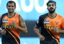 SRH bowler