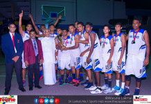 SRI LANKA BASKETBALL