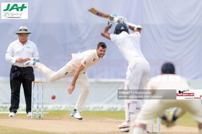 SRI LANKA VS ENGLAND 2020