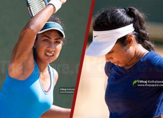 SSC Open Tennis Rukshika Kavindya