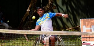 SSC Open wheel chair tennis tournament 2019