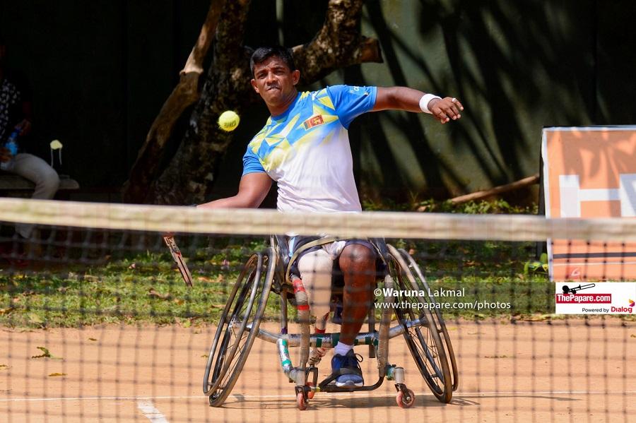 SSC Open wheel chair tennis tournament 2019