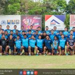 S. Thomas' College Rugby Team 2018