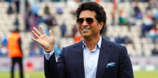 Sachin Tendulkar tests positive