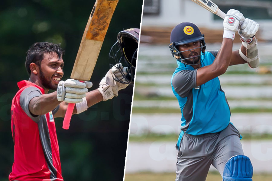 Sadeera's ton goes in vain; Chandimal