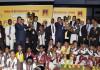 Samaposha U15 Girls champions Mahajana College Jaffna