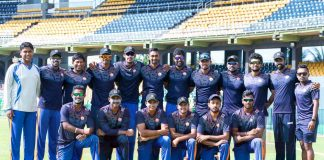 Sampath Bank Cricket Team