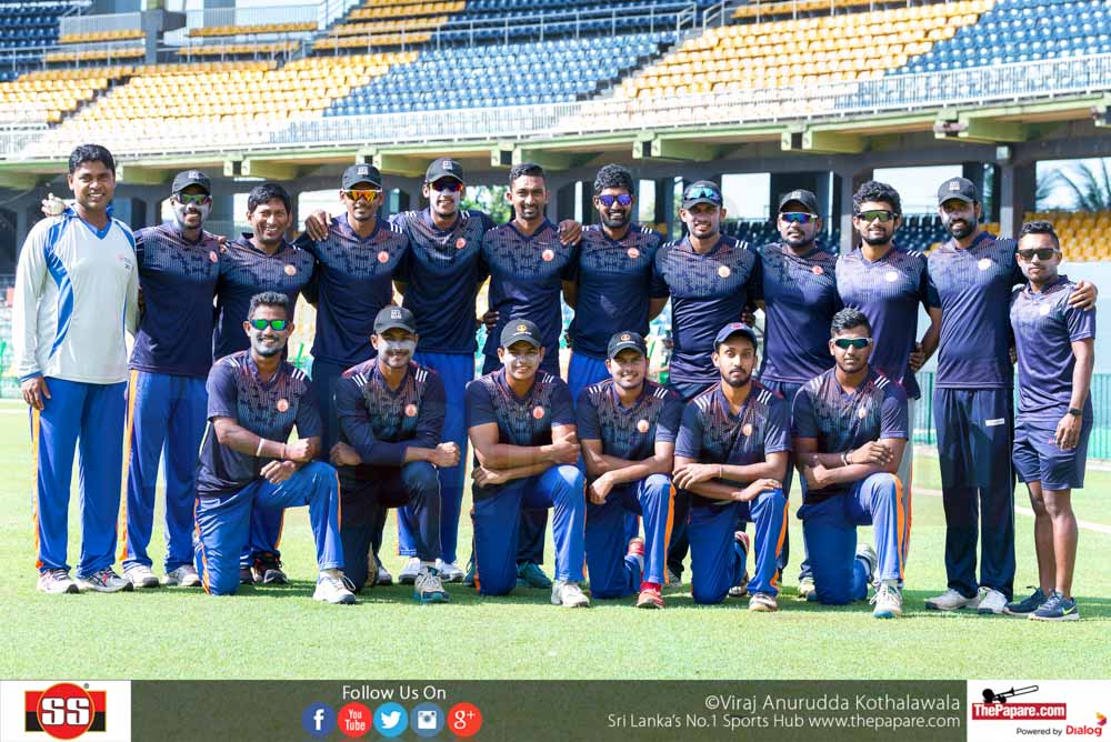 Sampath Bank Cricket Team