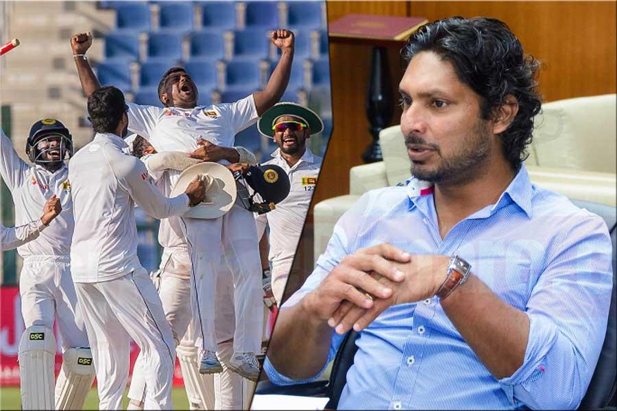 Sanga salutes fantastic victory