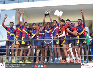Sarasavi Uyana Peradeniya wins U18 Sevens
