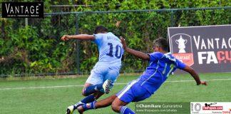 Sarikamulla SC v Blue Eagle SC