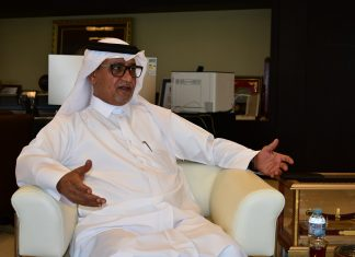 Saud Al Mohannadi VP QFA, VP AFC and Council Member FIFA
