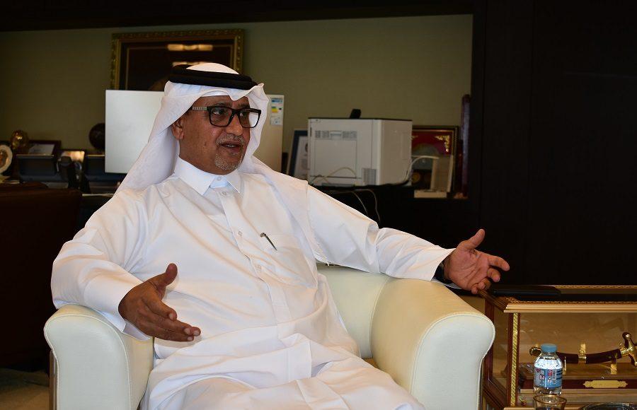 Saud Al Mohannadi VP QFA, VP AFC and Council Member FIFA