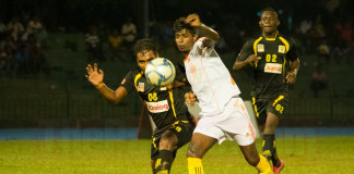 Saunders humble newly crowned Colombo FC