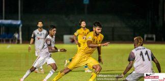 Saunders SC v Super Sun SC - Week 11 - Dialog Champions League 2018