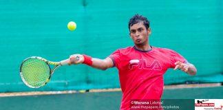 Savith Weerasinghe Junior National Champion 2018