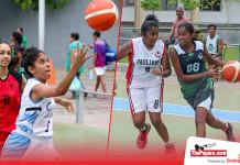 Schools Basketball 2016