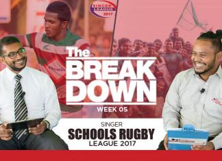 Schools Rugby Week 5