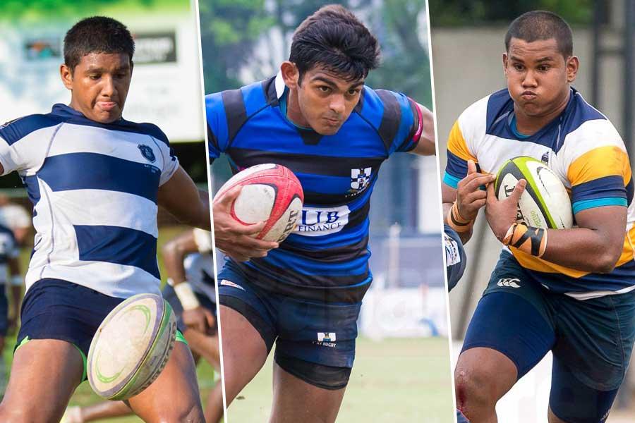 Schools Rugby kicks