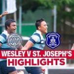 Wesley College v St. Joseph's College