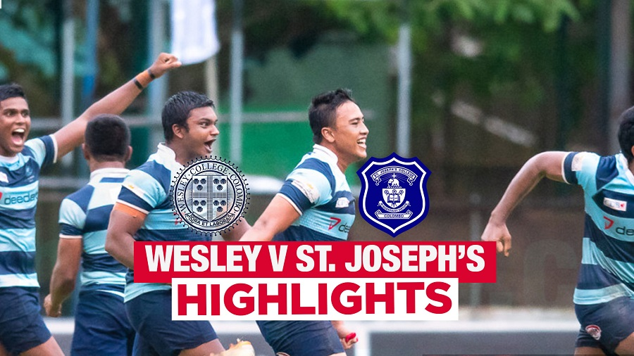 Wesley College v St. Joseph's College