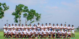 Science College Rugby Team 2017