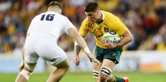 Australia v England: Wallabies change both props for second Test