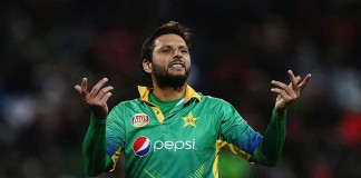 Bye-bye 'Boom Boom' as Afridi ends international career