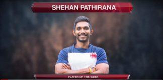 Shehan Pathirana