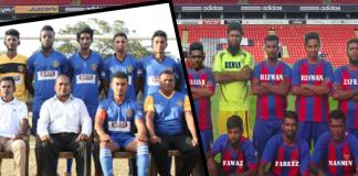 Kirulapone Utd & Henamulla Utd battle for Silver Cup glory