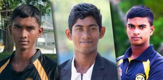 Singer Schools U19 Cricket