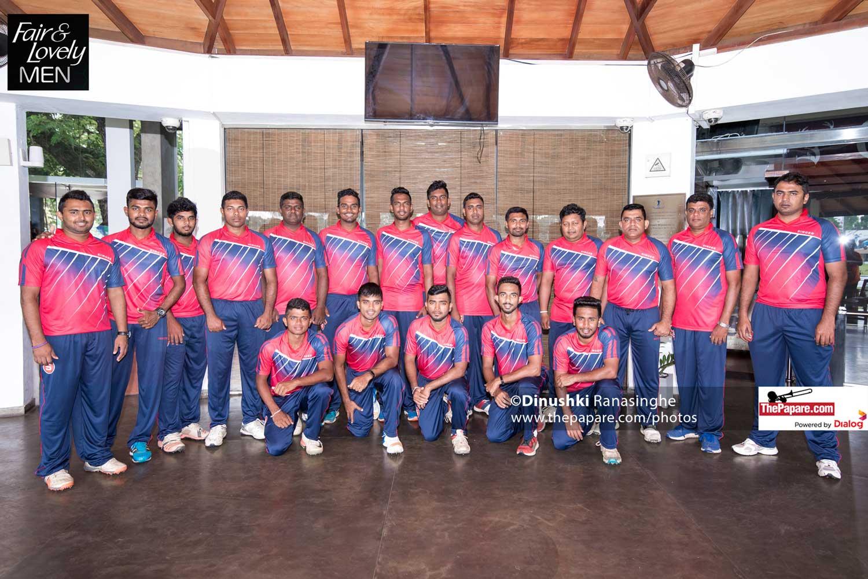 Singer Sri Lanka Cricket Team