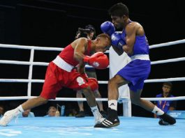 Sri Lanka Boxing team