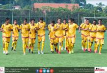 SL U15 Football Squad