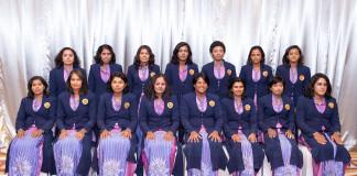 Sl Women's Cricket team 2017