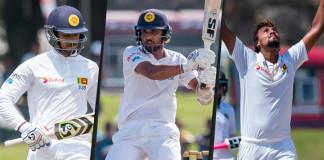 Sri Lanka vs Bangladesh Tests