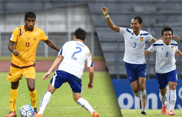 Sri Lanka vs Laos (Soliadrity Cup)