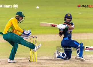 South Africa Tour of Sri Lanka 2021   1st T20I