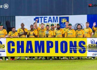 South Africa Tour of Sri Lanka 2021 - 3rd T20I