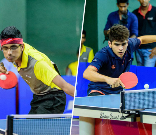 South Asian Table Tennis Championship