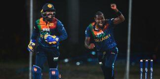 Gunathilaka and spinners shine as Sri Lanka level series