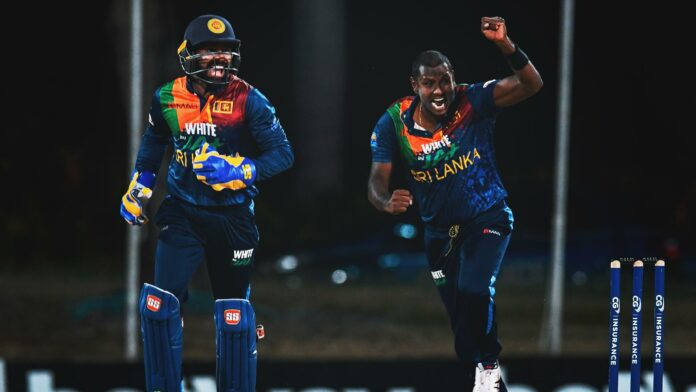 Gunathilaka and spinners shine as Sri Lanka level series