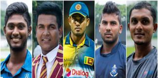 Sri Lanka A one-day squad