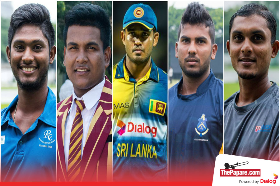 Sri Lanka A one-day squad
