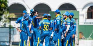 Sri Lanka A vs England Lions