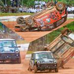 Cavalry supercross race