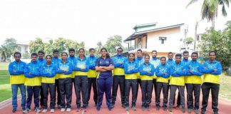 Sri Lanka Athletic Squad