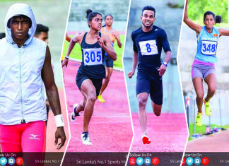 Sri Lanka Athletics